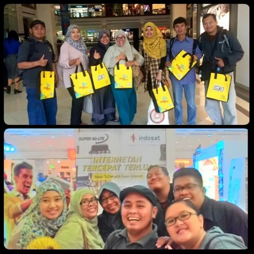 Rakus Data, Indosat Hadirkan Super 4G-LTE di Yogyakarta