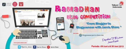 Lomba Blog: From Blogger to Blogpreneur