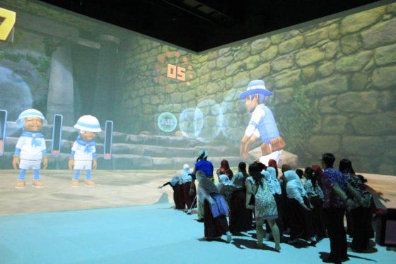 ExplorION: Factory Visit Interaktif ala Pocari Sweat