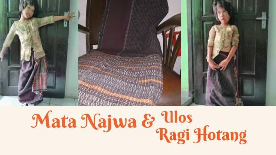Ulos Ragi Hotang di Mata Najwa