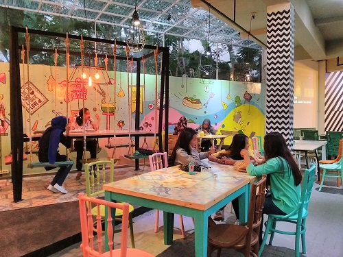 Milk 'n Cheese: Tempat Makan yang Instagramable di Yogyakarta