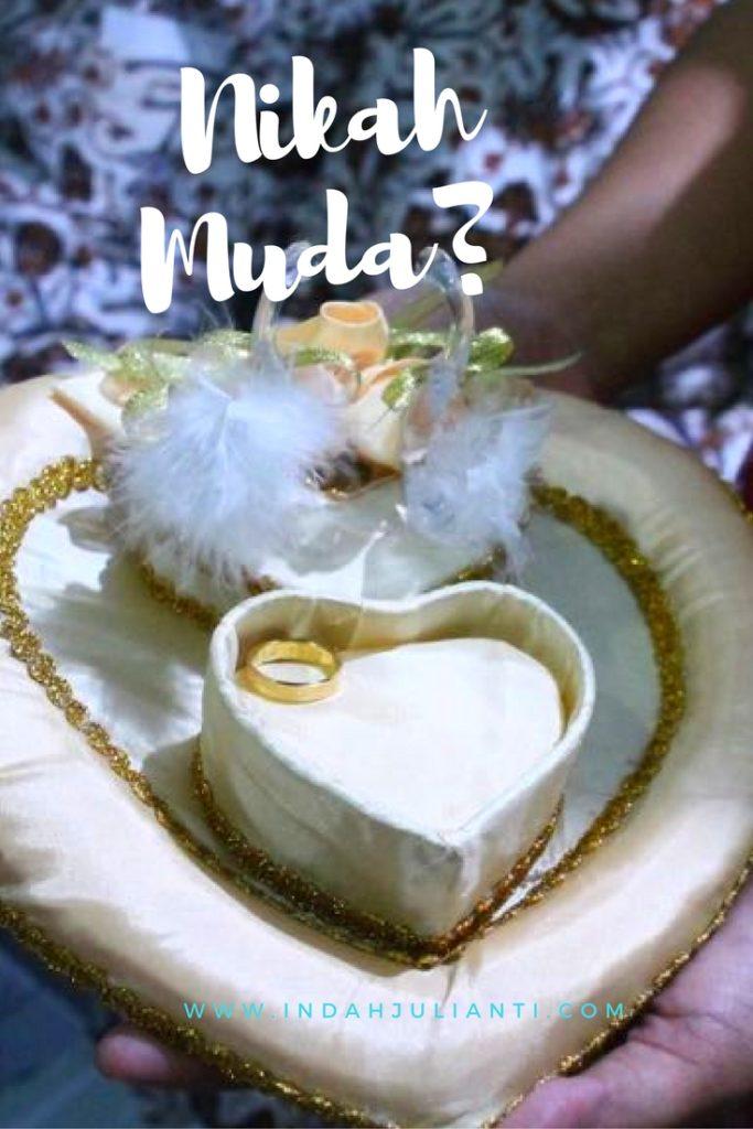 Boleh Menikah Muda, Asal…