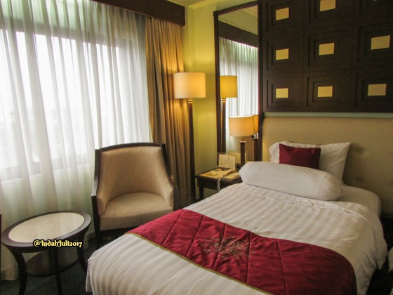 Family Getaway di The Sunan Hotel Solo
