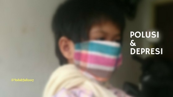 Polusi Sebabkan Depresi?