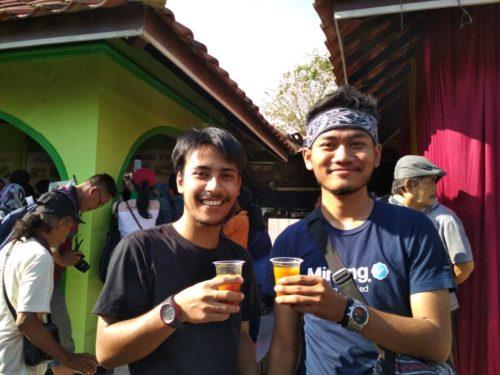 Minum Jamu