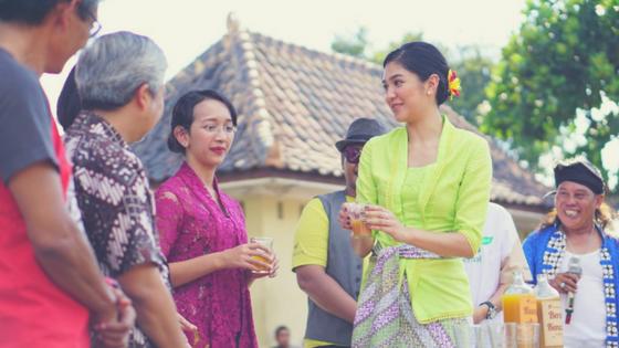 Festival Minum Jamu: Minum Jamu Tak Selalu Kuno