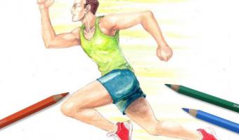 Lomba Desain Karakter Faber-Castell Sport Mania