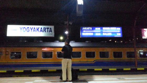 Stasiun Kereta Api Tersibuk