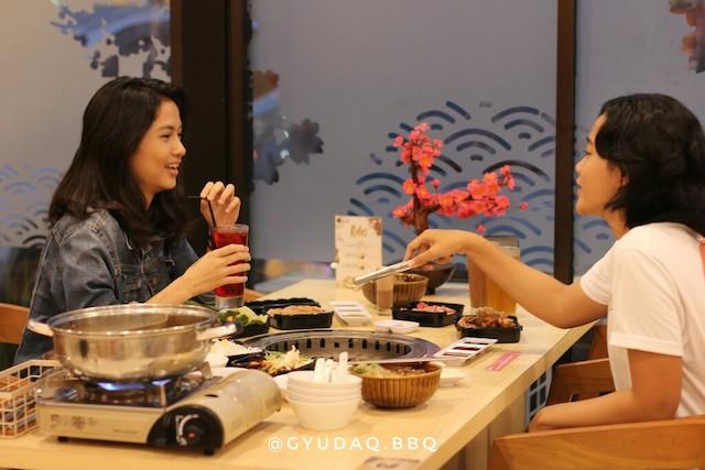 All You Can Eat di GyudaQ Japanese BBQ