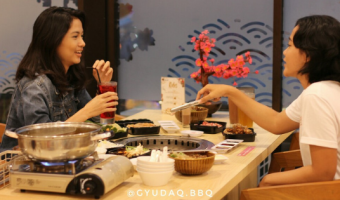 Makan Kenyang All You Can Eat di GyudaQ Japanese BBQ