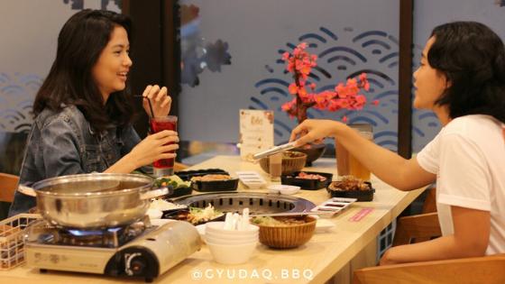 Makan Kenyang All You Can Eat di GyudaQ Japanese BBQ